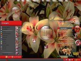 Floral Desktop