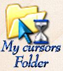 My Cursors Folder