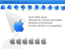 MacCursor X