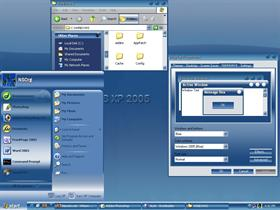 Windows XP 2005 (Blue)