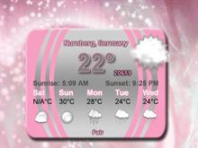 Pinky Weather