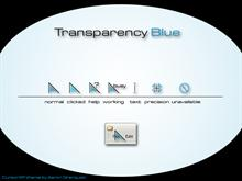 Transparency Blue