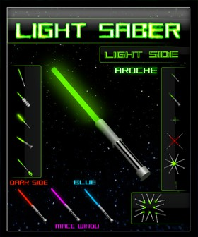 Light Saber