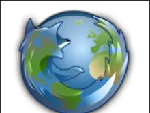 Crystal Globe Firefox Icon