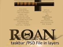 Roan WB Taskbar