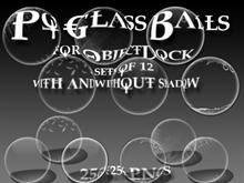 Po' Glass Balls