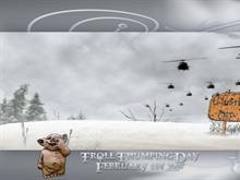 Troll Thumping Day 2007x