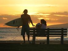 sunset duet