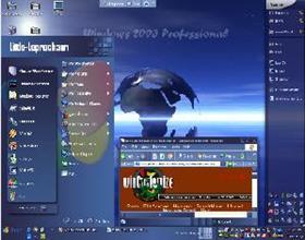 My Fine Desktop