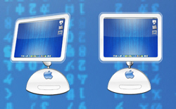 Animated iMacs
