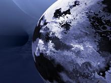 Planetary Chasm - Bleu