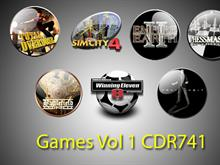 Games Vol1 Cdr741