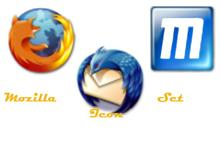 Mozilla Icon Set