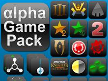 alpha Game Pack