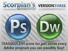 Scorpian&#39;s Adobe Orb Pack v3