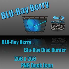 BLU-Ray Berry Dock Icon