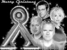 Stargate SG1 Merry Christmas XP