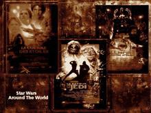 Star Wars Around The World