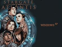Stargate Atlantis - Team SGA