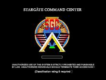 Stargate Command Center