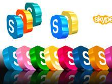 Skype in Vivid colors