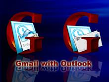 Gmail with Outlook