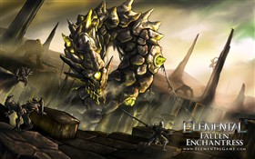 Fallen Enchantress: Abix - Logon