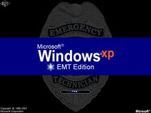 Windows XP EMT Edition (Blue)