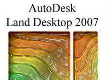 AutoDesk Land Desktop 2007 Icon