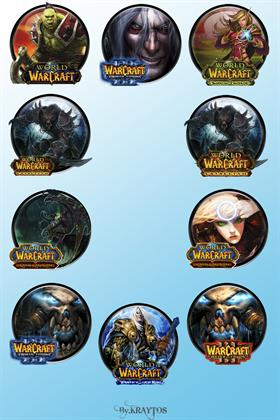 World of Warcarft Icon Pack