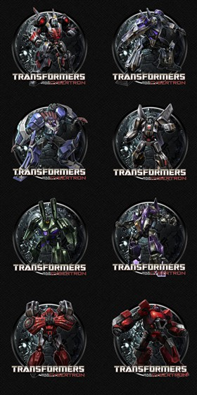 Transformers War for Cybertron Pack