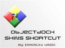 Objectdock Skins Shortcut