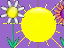 Flower Garden Logon