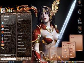 Dragon Slayer Femme Fetal