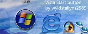 Vista Start Button