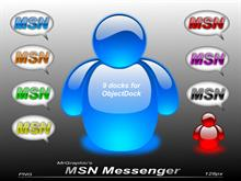 MSN Messenger *NEW by MrGraphic's