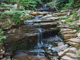 Trough Creek Falls