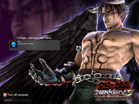 Tekken5 Dark resurrection