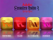 Adobe Creative Suite 3 (part II)