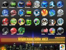 Bright Icons Suite vol.3 for OD
