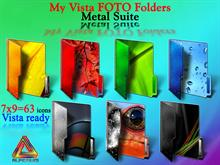 My Vista FOTO Folders.MetalSuite.