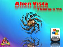 Alien Vista Icons