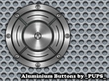Aluminium Buttons