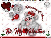 Creddy Valentine Bg