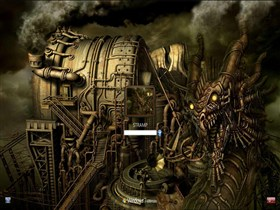 Steam Punk Dragon_vista7