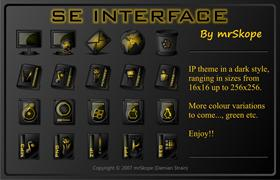 SE Interface (yellow)