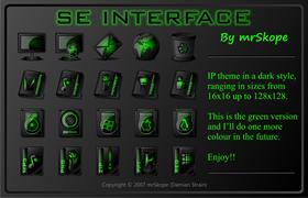 SE Interface (green)