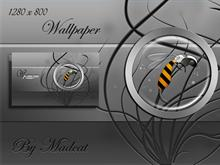 Alien Fallout killer wasp wall