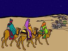 (For Christmas) Three Wise Men