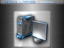 Metallic computer